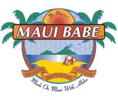 Maui Babe Lotion Logo